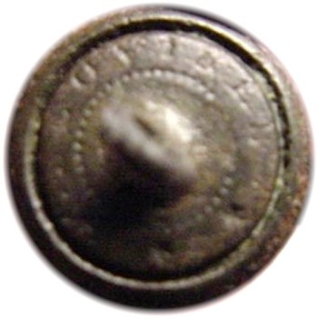 1830's Seminole War Dragoons cuff orig shank Tice DR 206r
