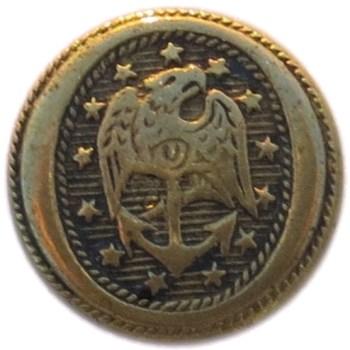 1830's us Navy NA 86 Cuff orig Shank RJ Silversteins georgewashingtoninauguralbuttons.com O