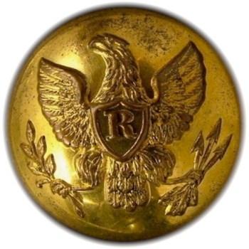 1840-50's Federal Riflemen Albert RF 20 2-Piece georgewashingtoninauguralbuttons.com O2
