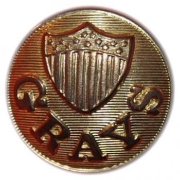 1850 Maine Bath City Greys ME270A.2 georgewashingtoninauguralbuttons.com O