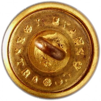 1860's Federal Engineers 15mm Gilt Brass Albert EG6 Tice EG215Es.3 RJ Silversteins georgewashingtoninauguralbuttons.com R