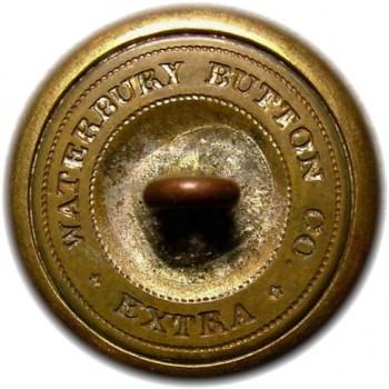 1860's Federal Engineers 23.1mm Gilt Brass Albert EG6 Tice EG215G.1 RJ Silversteins georgewashingtoninauguralbuttons.com R