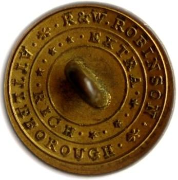 Rhode Island Providence Horse Guard 1842-48 22mm Gilded Brass georgewashingtoninauguralbuttons.com R