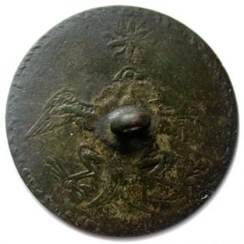 WI 12-C 35mm Copper rj silversteins georgewashingtoninauguralbuttons.com R