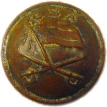 1860-65 Confederate States Jeb Stuart Button