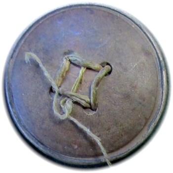 1775-94 Generals 28mm Silvered Brass Wood Back R