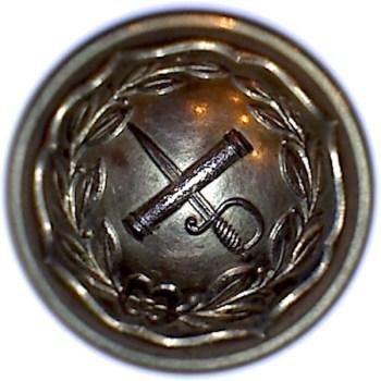 1810 British General 23mm Silvered Bone Back RJ Silversteins georgewashingtoninauguralbuttons.com R