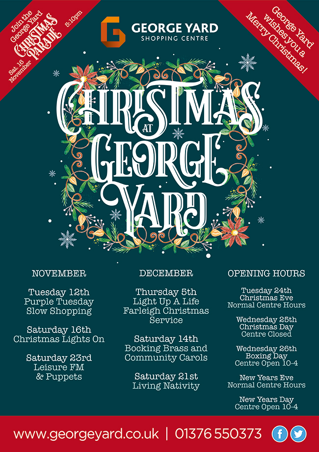 Christmas at George Yard