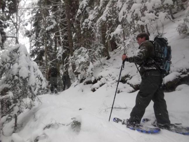 Winter in Borjomi-Kharagauli