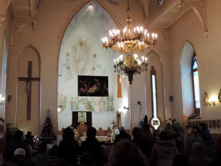 Рождество в Тбилиси