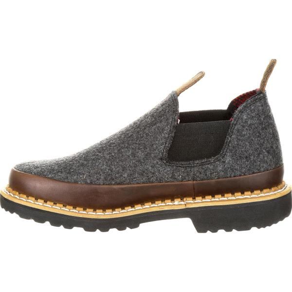 Georgia Giant Big Kid' Brown And Charcoal Pendleton Romeo