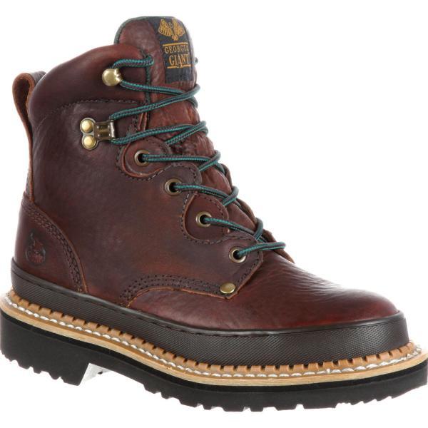 Georgia Giant Women' Steel Toe Work Boots - Style #g3374