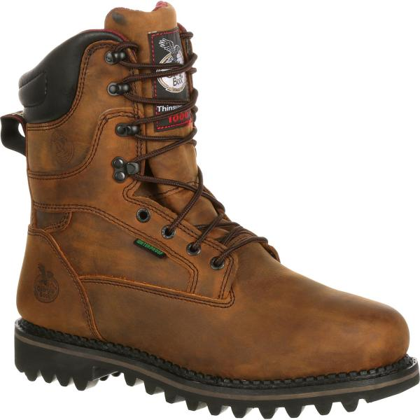 Men' Georgia Insulated Steel Toe Work Boots #g8362