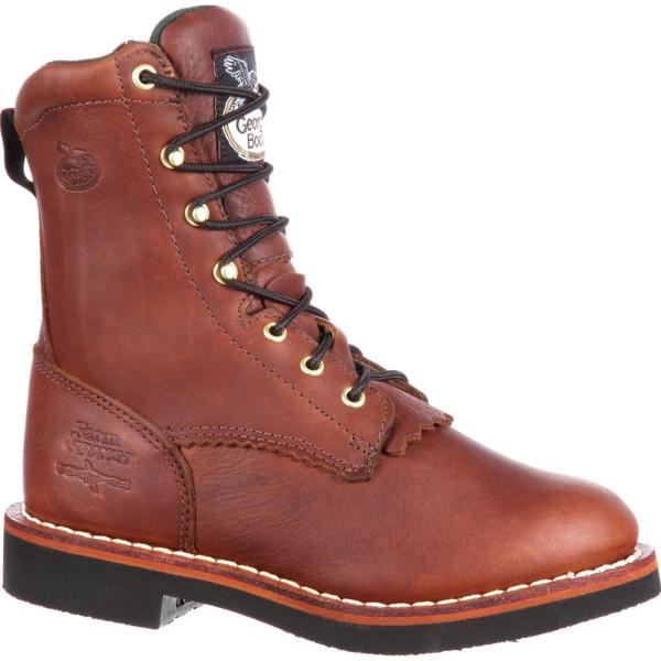 Georgia Boot Women' Chemical-resistant Lacer Work