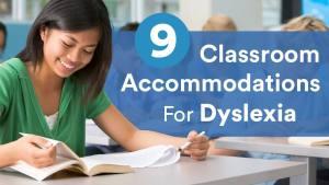 Classroom Accommodations