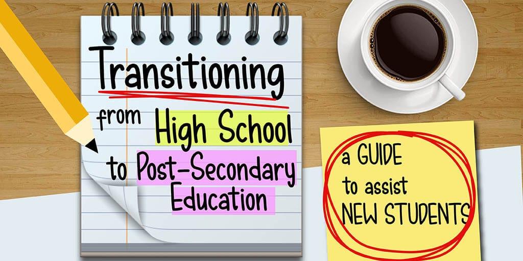 Transitioning from Secondary School