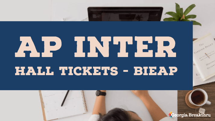 AP Intermediate Hall Tickets 2020 Download