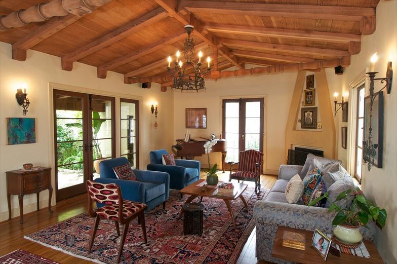 Georgia Caparis Interior Design