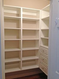 Custom Pantry Storage   Spice Rack   Shelves   Georgia Closet