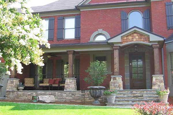 Craftsman Porch Amp Tudor