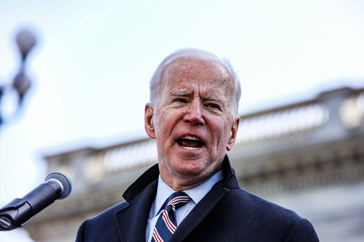 Biden Wants to Track, Trace, and Register You!