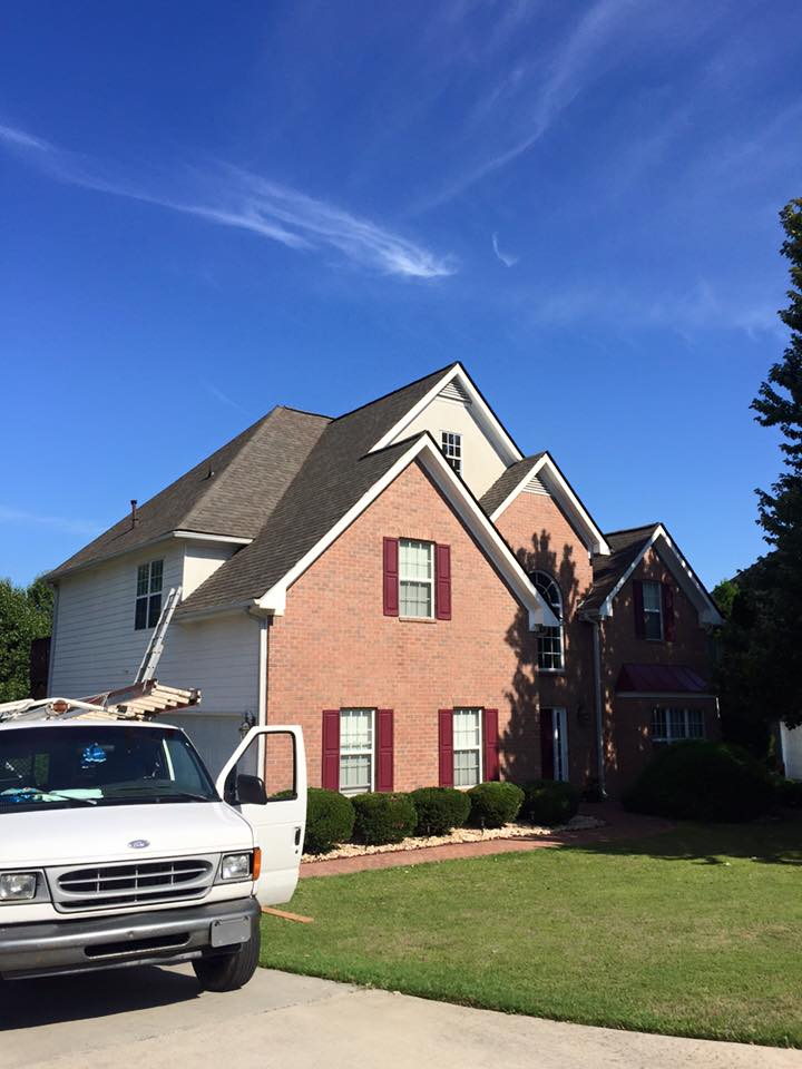 Roofing Company Lawrenceville GA  FREE Inspection