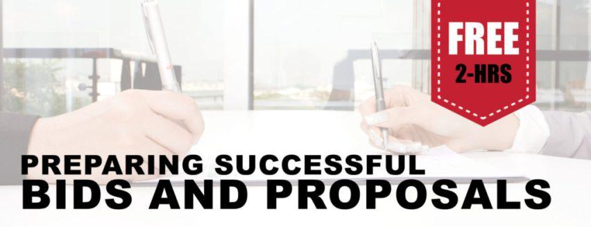 Bids and Proposals