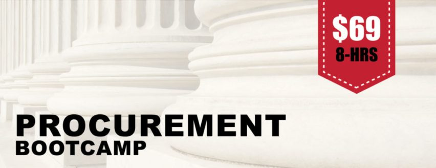 Procurement Bootcamp