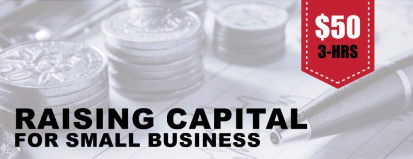 Raising capital