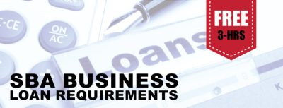 SBA Business Loan Requirements | University of Georgia ...
