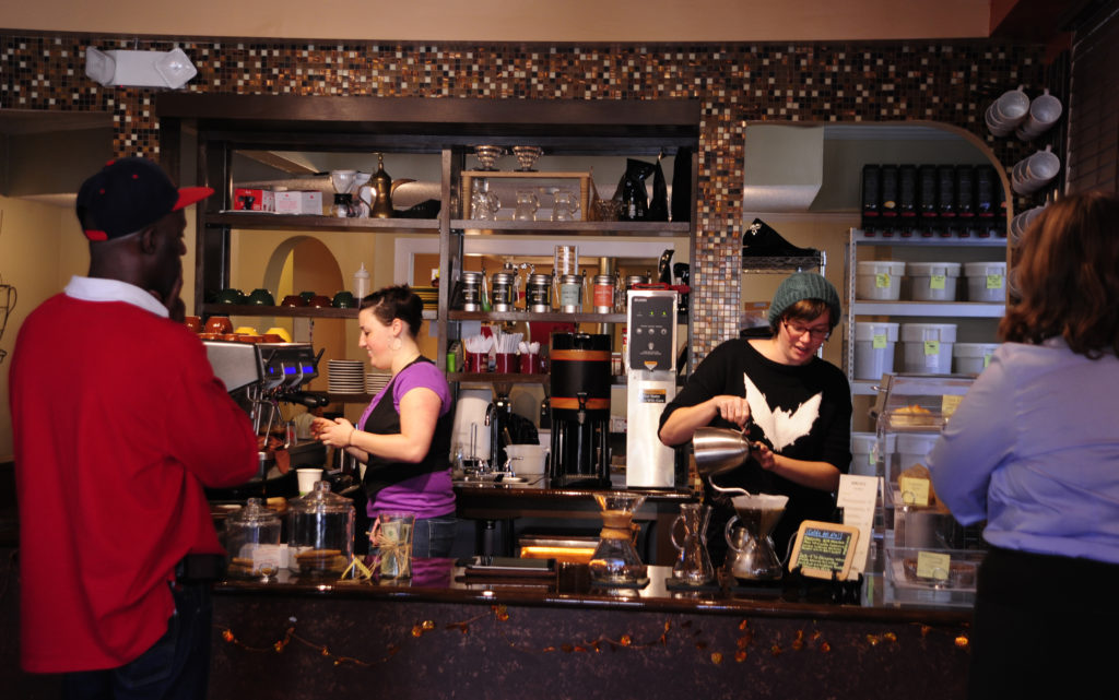Bunoa Caffe: UGA Small Business Development Center