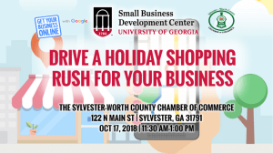 Drive a holiday shopping rush for your business