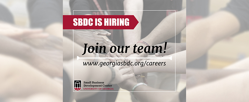 UGA SBDC | Business Consultant (Kennesaw)