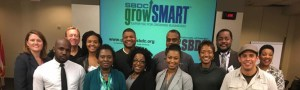 Group photo of GrowSMART attendees