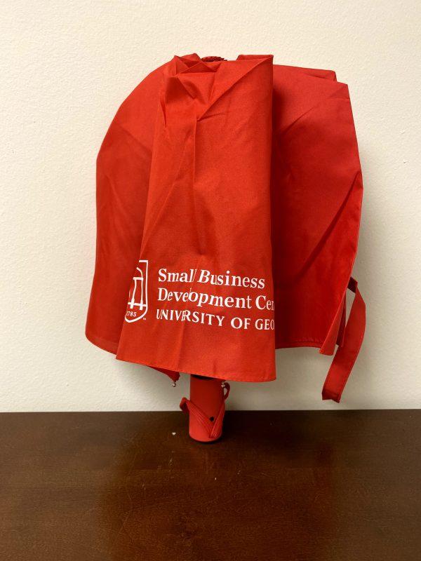 Red Umbrella - Front