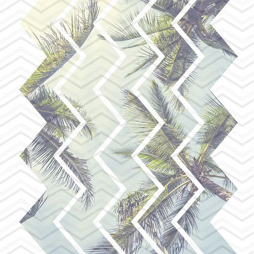 Palm Tree Pattern 1