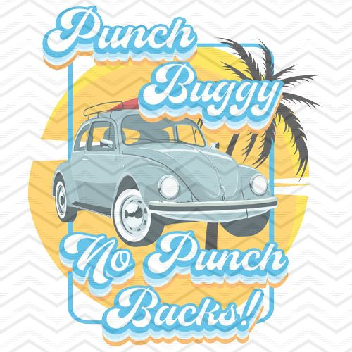 Punch Buggy No Punchback