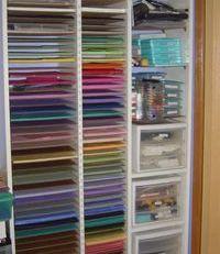f45191c41638b58d0e8b33bc263e2852 craft paper storage scrapbook paper storage