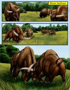 the ice ages quaternary period pleistocene epoch and holocene million years ago through also  epochs exploring rh georgiasfossils