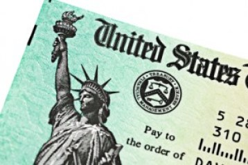 past due benefit payment from SSDI