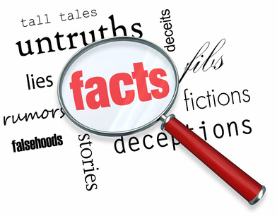 Searching for Facts vs. Fiction – Magnifying Glass