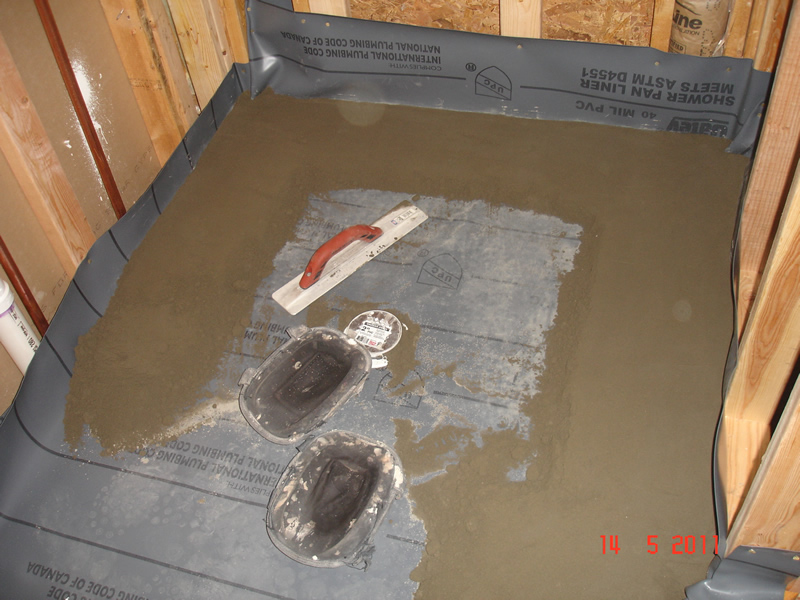 Installing Tub And Shower Plumbing
