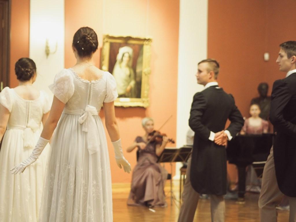 governor's house yaroslavl russia ballroom dancing
