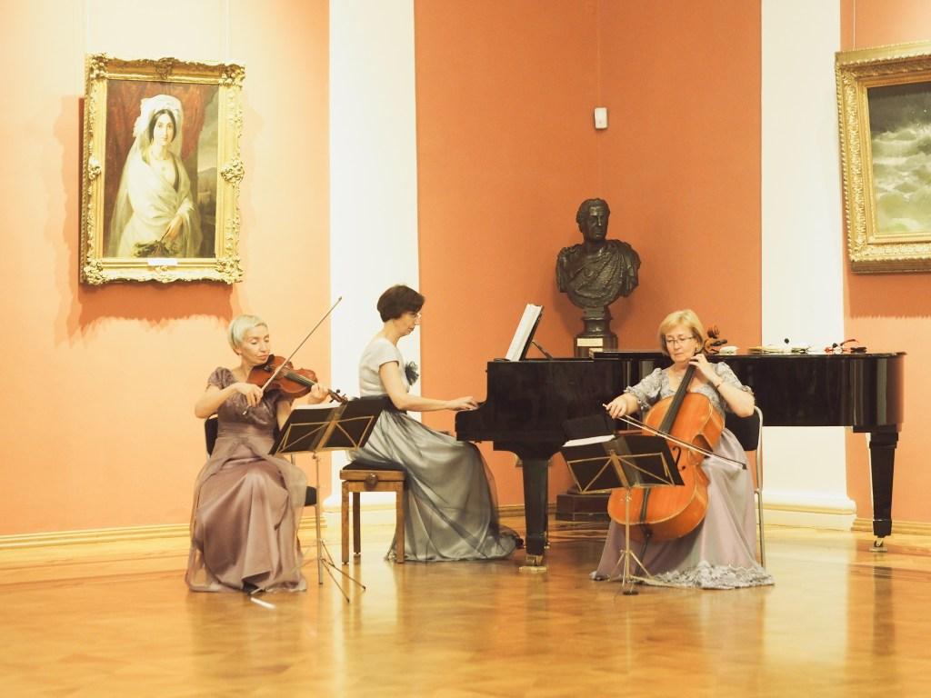 Governor's House yaroslavl string quartet russia
