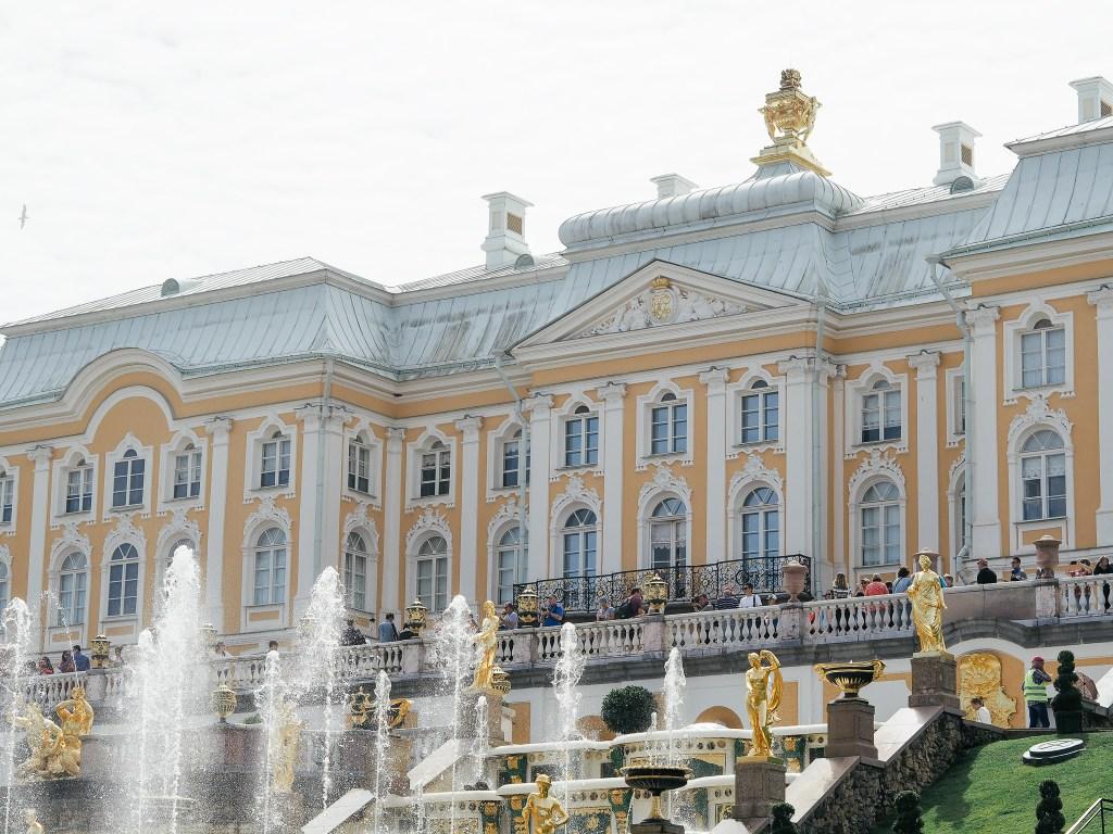 peterhof palace st ptersburg