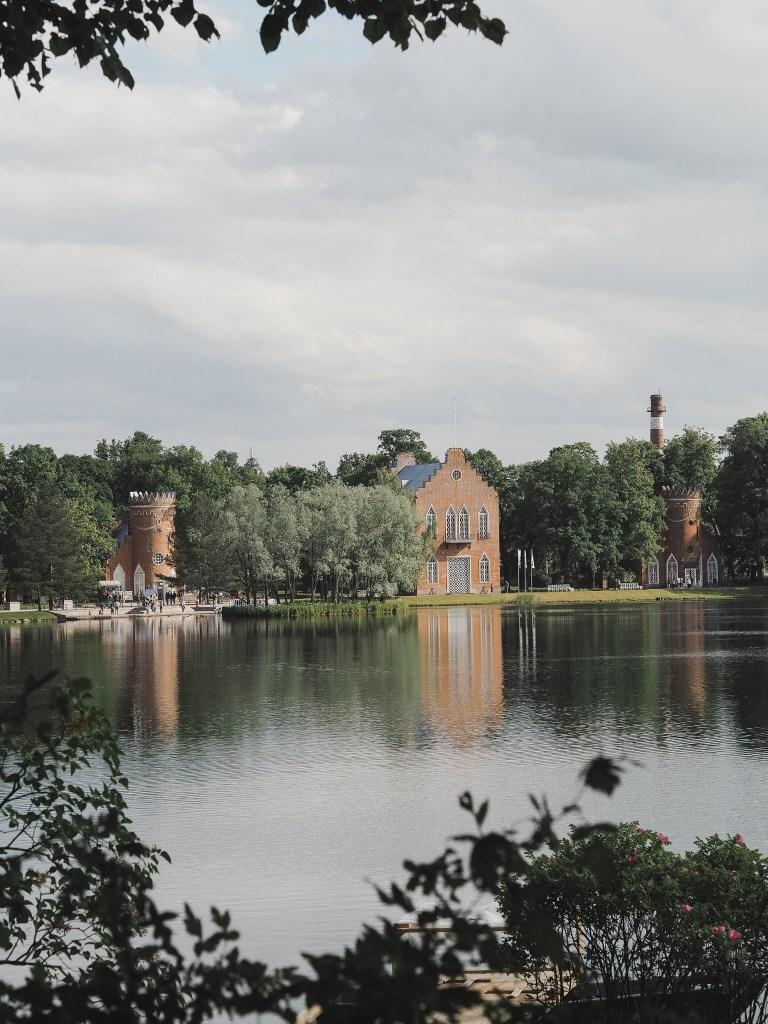Tsarskoye Selo gardens