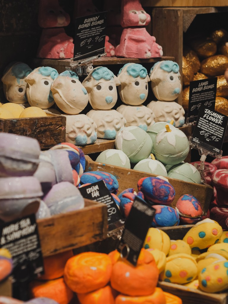 Lush easter collection 2019