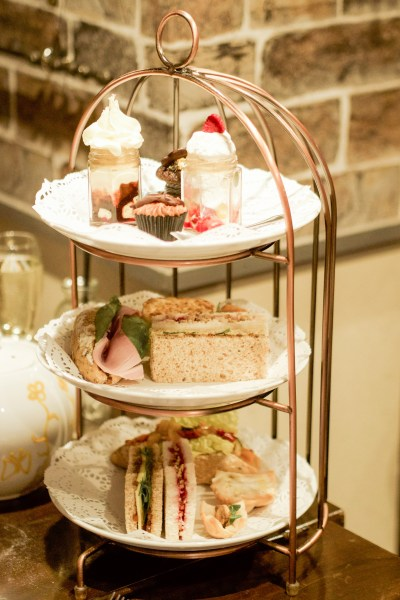 The potion room harry potter inspired afternoon tea