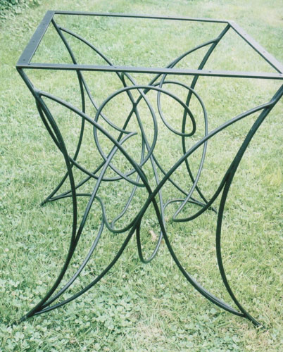 Wrought Iron Tables & Chairs
