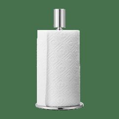 Kitchen Paper Towel Holder Back Splash Ideas Manhattan Roll In Stainless Steel Georg Jensen